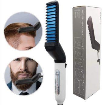 Pegla za kosu i bradu-Pegla za stilizovanje brade i kose