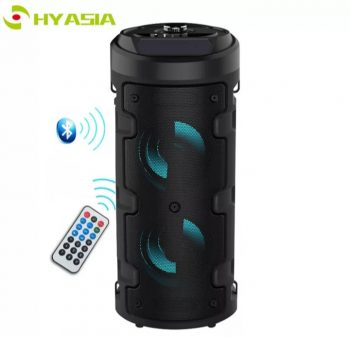 Karaoke Bluetooth zvučnik sa LED svetlom+mikrofon MK-8896