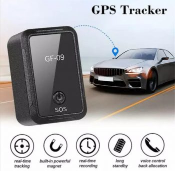 GF-09 Mini GPS uređaj za praćenje auta tracker lokator