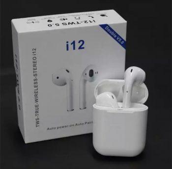 Bluetooth Slusalice i12 TWS