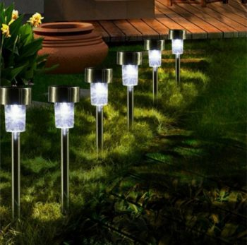 Solarne LED lampe