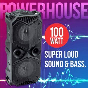 Bluetooth Karaoke Zvucnik ZQS-1819 + mikrofon