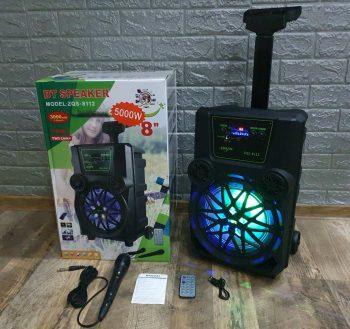 Bluetooth zvucnik karaoke ZQS 8112