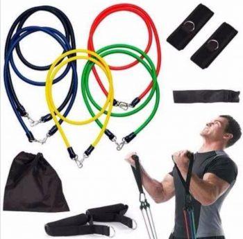 Elastične gume za trening