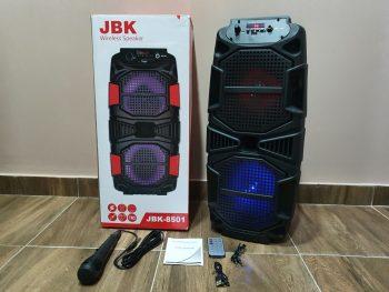 Bluetooth Karaoke Zvucnik JBK-8501 + mikrofon
