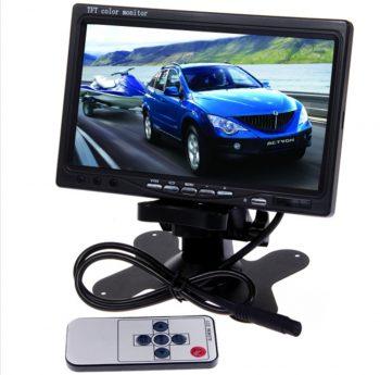 TFT LCD Monitor Monitor 7 inča za auto kamere, video nadzor