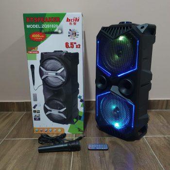 Bluetooth Karaoke Zvucnik ZQS-1820 + mikrofon