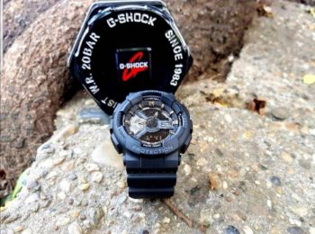 G shock – A klasa – Hronometar radi-Crni