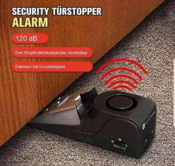 Prenosni alarm za vrata