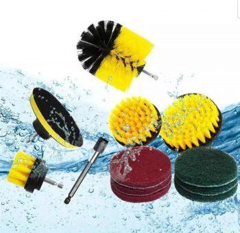 Cetke za dubinsko pranje smirglanje i poliranje 12 delova