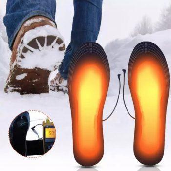 Ulošci sa grejačima za obuću + Powerbank GRATIS